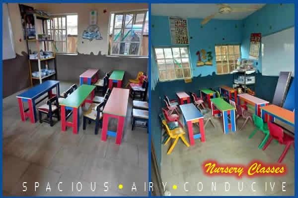 Nuresery class