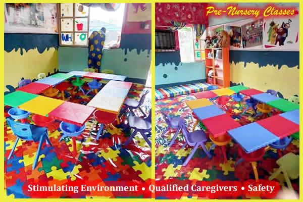 pre nursery