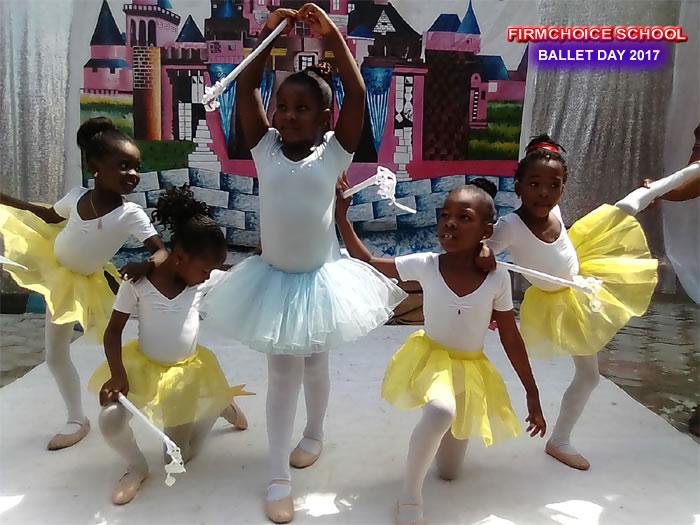 ballet dance - firmchoice school